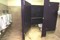 Columbine High bathroom