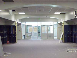 Columbine's west entry