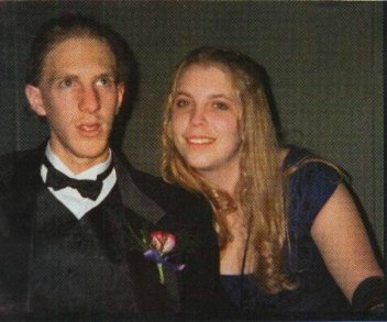 Dylan Klebold attends the prom with Robyn Anderson