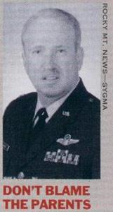 Wayne Harris, father of Eric Harris