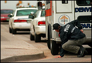 Police Pictures Of The Columbine 108