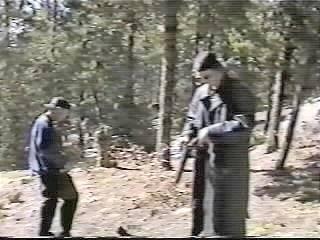Rampart Range video footage